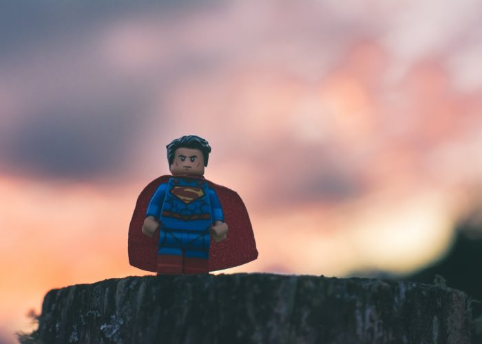 Superhelden gesucht: Wo brauchen wir heute Helden?