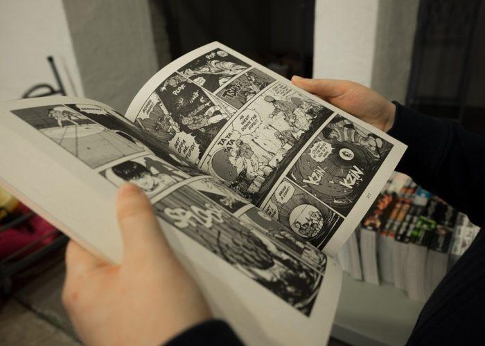 """""""Jeder kann Comics zeichnen!"""" – Ein Interview mit Comiczeichner Kim Schmidt"""