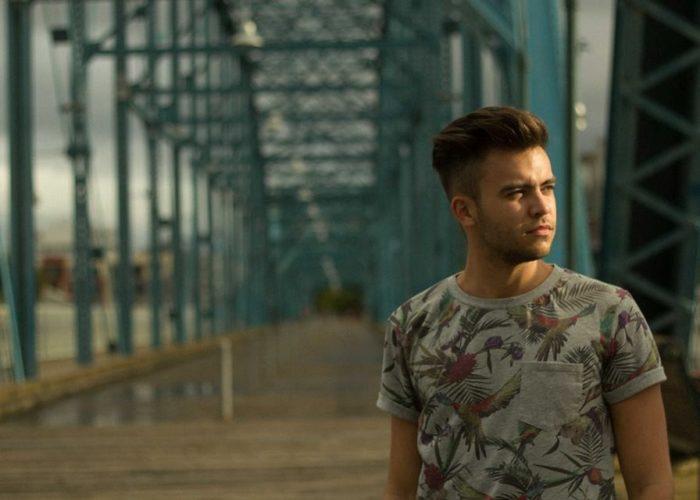 """Toni Minge über seinen Weg als Künstler und seine Erfahrungen mit """"jugend creativ"""""""